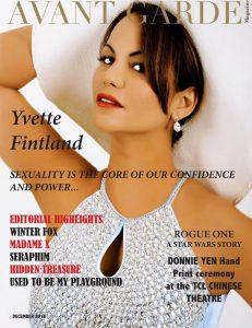 Avant Garde Magazine featuring NYC hypnotist Jeffrey Rose